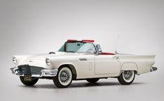 1957 Ford Thunderbird Convertible 312 V8