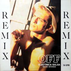 """Un Single [De Lo Nuevo en Programación] Off - Electrica Salsa (Baba Baba) [Extended Remix] 1986 [Domingo, 17 de Julio 2016] €URO 80's """"La Radio del Ítalo Disco © 2011 - 2016 euro80s.net """"Somos Tu Mejor Opción en Internet"""""""