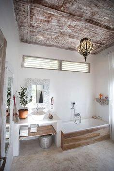 Banheiro nude total   Eu Decoro