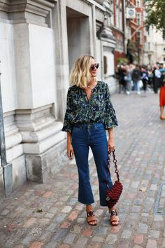 5 Easy Breezy Ways To Style A Boho Blouse