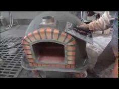 My-barbecue.com - Construction de nos fours en brique à Bois - My-barbec...