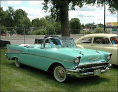 57 Chevy; my dream car  :o)