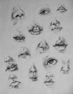 Making Faces by ~alis-volat-propiis on deviantART