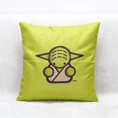 Warm Custom Color Cartoon Character Image Cotton Linen Throw Pillows 45Cmx45Cm Rectangle Ikea Printed cushions cover