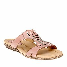 Earth Women's Lagoon Slide Sandals (FootSmart.com)