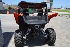 New 2016 Yamaha YXZ1000R Blaze Orange/Black ATVs For Sale in Texas. 2016 Yamaha YXZ1000R Blaze Orange/Black, 2016 Yamaha YXZ1000R Blaze Orange/Black w/Suntop THE WORLD'S FIRST PURE SPORT SIDE BY SIDE The all-new YXZ1000R. A sport 3 cylinder engine and class-defining 5-speed sequential shift transmission. Welcome to the ultimate pure sport SxS experience. Features may include: Unmatched SxS Performance The all-new YXZ1000R doesn t just reset the bar for sport side-by-sides, it is proof that…