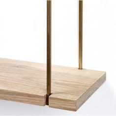 DIY etagere laiton - Lilo