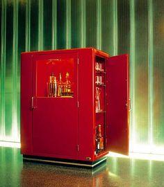 Muebles Portobellostreet.es: Mueble Bar Classic Line IV - Neveras con Encanto Vintage - Muebles de Estilo Vintage