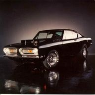 1968 Plymouth Super Stock Hemi 426. Only 50 of these were made by Hurst.