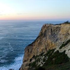 Atardecer marino. #Asturias