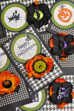 Free Printable Halloween gift tags & more