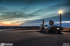 https://flic.kr/p/qd9N94   Lamborghini Murcielago   Lamborghini Murcielago on B-Forged Wheels