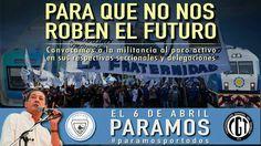 """CRÓNICA FERROVIARIA: La Fraternidad: """"Para que no nos roben el futuro"""",..."""