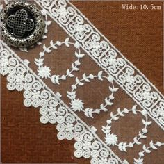 60 Best Diy Lace Trim Images Embroidered Lace Fringe Trim Rococo