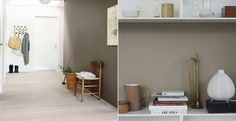 Her kan du se farvekortet LADY Home Living for sæsonen Home And Living, Living Room, House Colors, Oversized Mirror, Pure Products, Lady, Interior, Furniture, Home Decor