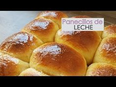 Sweet milk muffins - Extra tender - Pan tunja - Today we will make some super soft and fluffy sweet milk rolls. Also with a spectacular flavor. Gourmet Recipes, Bread Recipes, Argentina Food, Mexican Bread, Baking Buns, Donuts, Galette, Dinner Rolls, Pozole