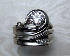 Unique Engagement Rings- Metamorphosis Jewelry