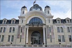 le Palais Lumière à Evian-les-Bains