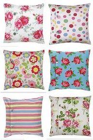 Cath Kidston pillows