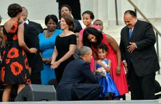 All Together The Kings and the Obamas