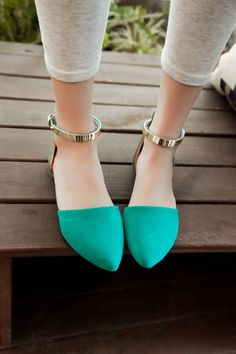 Color: green, pink, beige, black Size: us 12 (All Measurement In Cm And Please Note Note:Use Size Us 5 As Measurement Standard, Plus/Minus… Shoes Flats Sandals, Ankle Strap Flats, Ankle Straps, Flat Sandals, Women's Shoes, Fancy Shoes, Pretty Shoes, Cute Shoes, Flat Shoes
