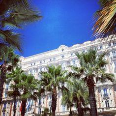 #France Côte d'Azur #Cannes palace, August 2011