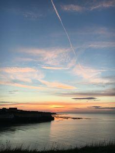 Epple Bay Spring Sunset