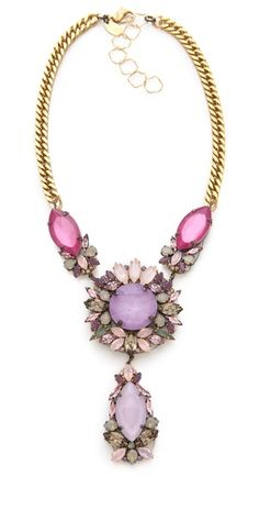 Swarovski Crystal Necklace :: Gorgeous!