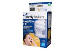 Win a Free 2-Pack of Healthy CFL Light Bulbs from Purely Products