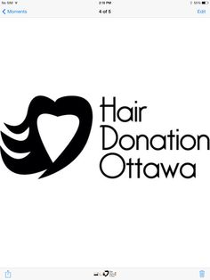 Our famous logo! Famous Logos, Ottawa, Cancer, In This Moment, Hair