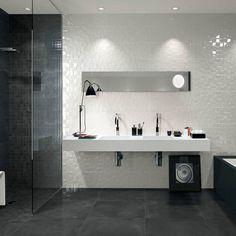 The new lumina range of tiles from Fap ceramiche Italy . Award winning bathrooms at Lifestyle Ceramics.