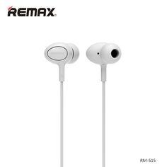 หูฟัง remax สมอลทอร์ค 515 สีขาว