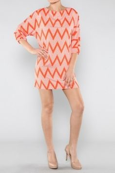 Missoni Tunic Dress Top Look Cool for summer!!salediem.com ships FREE $45
