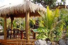 4 x 5 Bali Huts from Matt's Homes & Outdoor Designs. Available with or without a deck.