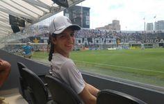 BLOG: Campanha na web faz torcedora especial assistir ao Santos na Vila pela primeira vez  http://santosjogafutebolarte.comunidades.net/seu-placar-de-novorizontino-x-santos