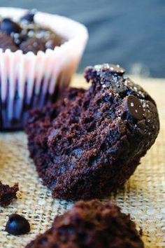 Why are these Chocolate Muffins the best? They have a rich and fudgy inside, while the outside is decked out in chocolate chips. This recipe even airs on the lighter side by substituting olive oil for butter, so wrap up a few in Bounty Paper Towels to take on the go.