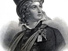 Henri de la Rochejaquelein - héros de la armée royale et catholique contre la révolution athée et génocide en France, mort pour la France et pour Christ Roi en 1794
