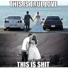 Happiest couple ever. Car memes 06/10/14.