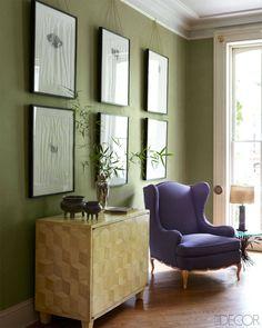 Living Room - ELLEDecor.com