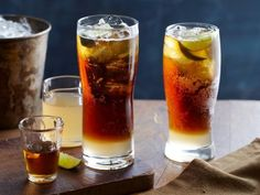 The Dark & Shandy | 17 Refreshing Beer Cocktails You Need In Your Life Make a spicy syrup with peppercorns, allspice, and ginger, and then mix it with rum, lime juice, and dark beer.