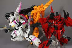 [Detailed PHOTO REVIEW] P-Bandai MG 1/100 Zeta Gundam III P2 Type Red Zeta: No.61 Images http://www.gunjap.net/site/?p=255047