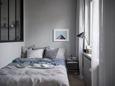 Children's room: 65 ideas of environments decorated with photos - Home Fashion Trend Small Bedroom Designs, Small Room Design, Luxury Bedroom Furniture, Home Decor Bedroom, Bedroom Ideas, Minimalist Bedroom, Modern Bedroom, Deco Studio, Single Bedroom