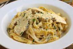 Carino's Italian Grill Copycat Recipes: Five Cheese Chicken Fettuccine