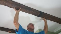 Fake Wood Beams, Faux Beams, The Locals, Natural Wood, Projects, Log Projects, Blue Prints, Faux Ceiling Beams