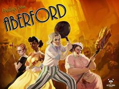 Crowdfund Aberford: A video game of zombies and 50's housewives project video thumbnail