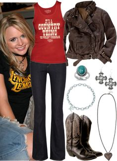 """It's A Country Thing"" by msjackiedaniels on Polyvore"