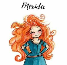 Disney art merida hair 49 new ideas Disney Princess Merida, Disney Princess Drawings, Disney Sketches, Disney Drawings, Drawing Disney, Disney Dream, Disney Fun, Disney Magic, Disney And Dreamworks