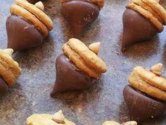 Fall Treats (acorn)