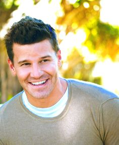 David Boreanaz...so handsomeeee