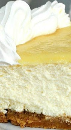 * Triple Lemon Cheesecake (Bake) | gratefulprayerthankfulheart